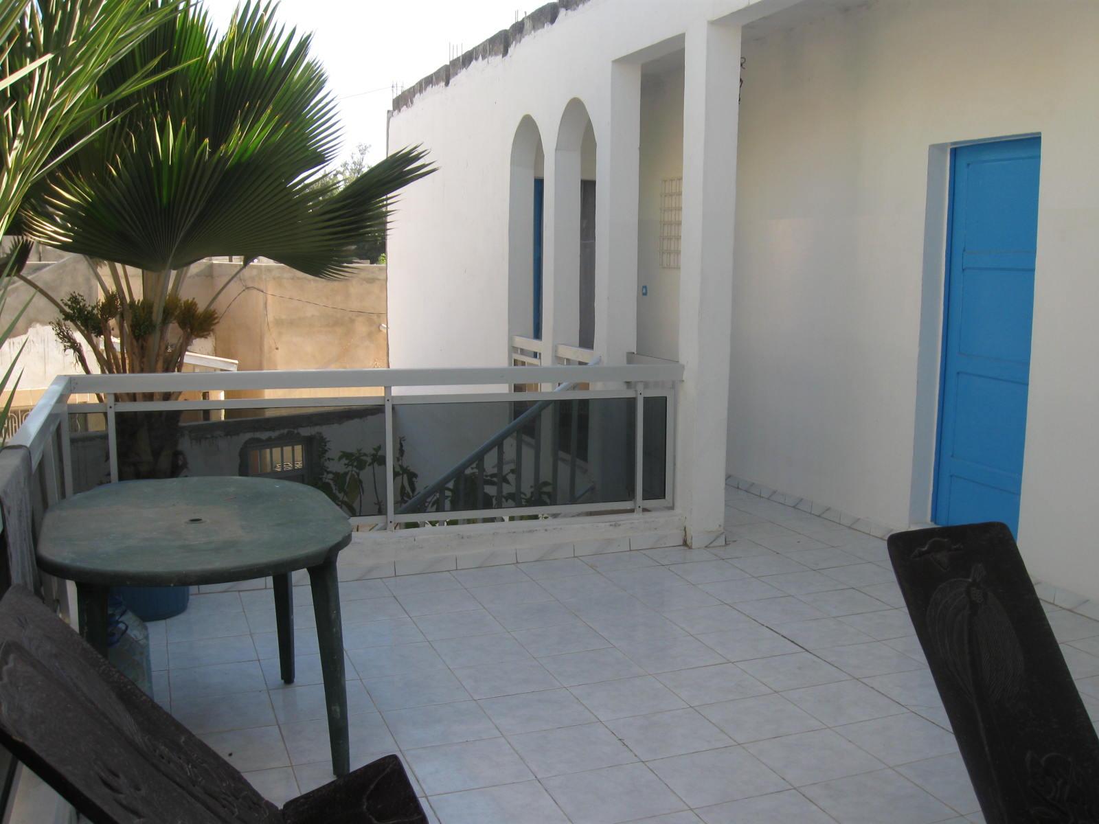 Dakar Terrasse